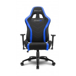 Sharkoon Skiller SGS2 Gaming Chair - Black/Blue