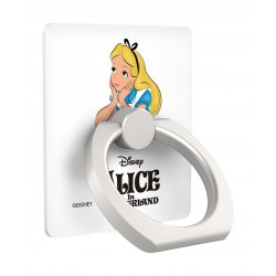 iRing Premium Package Disney Alice Holder - White