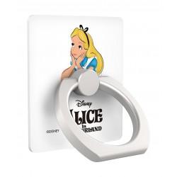 iRing Premium Package Disney Alice Holder - White