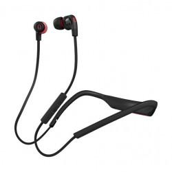 Skullcandy Smokin' Buds 2 In-Ear Wireless Headphones - Black/Red