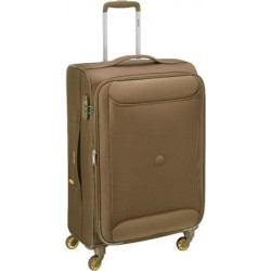 Delsey Chartreuse 61CM Soft Luggage - Khaki