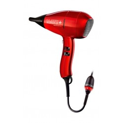 Valera Swiss Nano 9200 Ionic Rotocord Hairdryer 2000W - Red (SN9200Y RC)