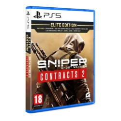 Sniper Ghost Warrior Contracts 2 PS5 Game