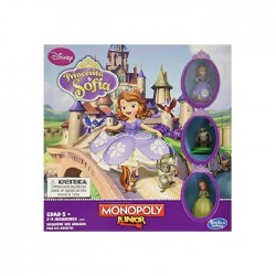 Monopoly Junior: Disney Sofia