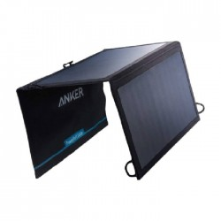 Anker PowerPort Solar 2-Port 60W - (A1601011) - Black