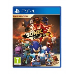 Sony Sonic Forces: Digital Bonus Edition PS4 Game (SOFT-PS4-SONIC-FOR)