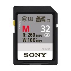 Sony 32GB UHS-II SD CL10 Memory Card