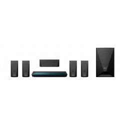 Sony 1000W 5.1-Ch 3D Blue-ray Wifi Home Theatre System (BDV-E3100) - Black