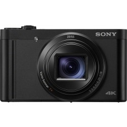 Sony Cyber-shot DSC-WX800 Digital Camera - Black