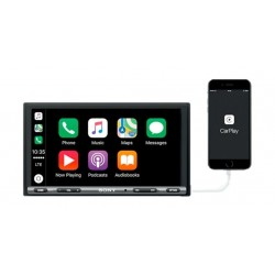 Sony Apple CarPlay Double Din Car Receiver - XAV-AX3000