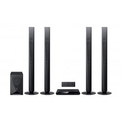 Sony 1000W 5.1Ch Bluetooth DVD Home Theatre System (DAV-DZ950) - Black