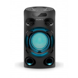 Sony MHC-V02 Portable Bluetooth Party Speaker - Black