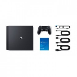 Sony PlayStation 4 Pro 1TB Gaming Console - Black