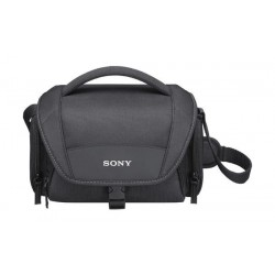 Sony Protective Soft Carrying Case (LCS-U21) - Black