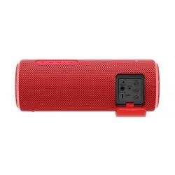 Sony SRS-XB21 Portable Wireless Bluetooth Speaker - Red