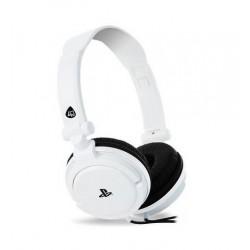 سماعة الالعاب سوني السلكية - أبيض