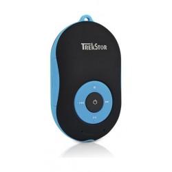 Trekstor I.Beat Soundbox Bluetooth MP3 Player – Blue/Black Front