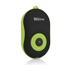 Trekstor I.Beat Soundbox Bluetooth MP3 Player – Green/Black Front