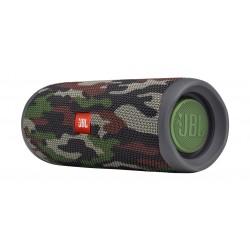 JBL Flip 5 Waterproof Bluetooth Portable Speakers - Black