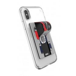 Speck 3mm Thick Universal GrabTab - Camera Grey
