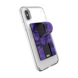Speck 3mm Thick Universal GrabTab - Camo Purple