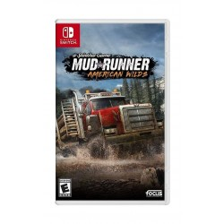 Spintires MudRunner : American Wilds Edition - Nintendo Switch Game