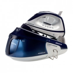 Kenwood 2600W Ceramic Steam Iron (SSP20) in Kuwait | Buy Online – Xcite