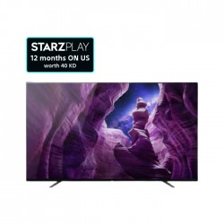 Sony TV 65-inch Android 4K HDR OLED (KD-65A8H)