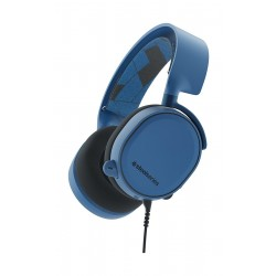 SteelSeries Arctis 3 Gaming Headset - Boreal Blue