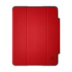 STM Dux Plus Duo 11-inch iPad Pro Folio Case - Red