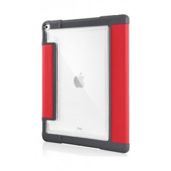 STM Dux Plus Case For Apple iPad 9.7-inch - Red