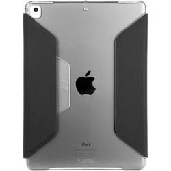 STM iPad 2017 Folio Case - Smoke Black