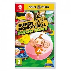 Super Monkey Ball Banana Mania Nintendo Switch Game