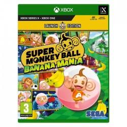 Super Monkey Ball Banana Mania PS4 Game Xbox Series X cover