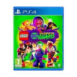 LEGO DC Super-Villains - PlayStation 4 Game
