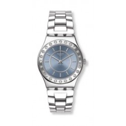 Swatch Bluedabadi Ladies Analog Watch - SWAYLS206G