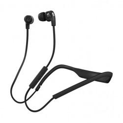 Skullcandy Smokin Buds 2 Wireless Earphones with Microphone - Black