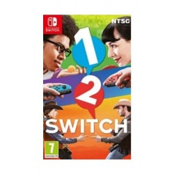 1-2-Switch - Nintendo Switch Game