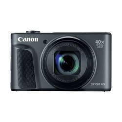 Canon PowerShot SX730 HS 20.3MP Digital Camera - Black