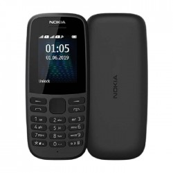 Nokia 105 (GCC) - Black