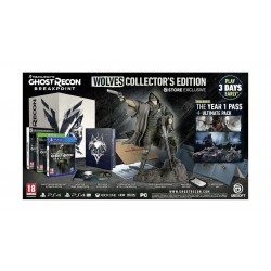 Tom Clancy's Ghost Recon Breakpoint Wolves Collectors Edition - PlayStation 4 Game