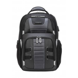 Targus DrifterTrek 17.3-inch Laptop Backpack With USB Power Pass-Thru - Black