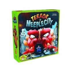 Terror in Meeple City Board Game