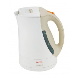 Tefal 1.7 Litres 2200W Kettle (BF563043) - White/Cream