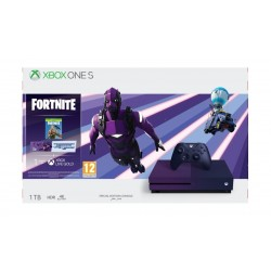 Xbox One S 1TB Fortnite Battle Royale Special Edition + DLC Pack