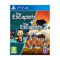 The Escapists Double Pack - PlayStation 4 Game