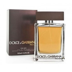 The One by Dolce & Gabbana For Men 100 ML Eau de Toilette
