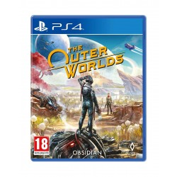 The Outer World - PlayStation 4 Game