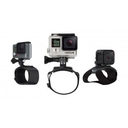 GoPro The Strap Hand/Wrist/Arm/Leg Mount (AHWBM-001) – Black