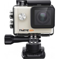 ThiEYE i60+ 4K 1080p WiFi Action Camera - Silver